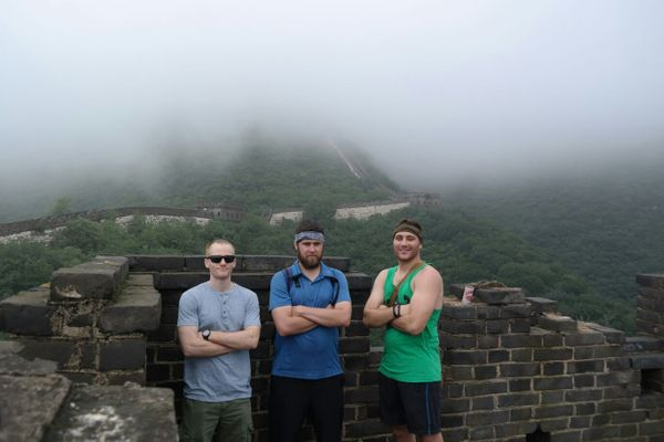 Beijing Day 8. Great Wall